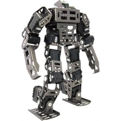 BIOLOID GP Grand Prix Humanoid Robot Kit