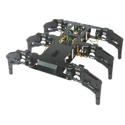Lynxmotion AH2 Hexapod Robot Kit