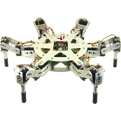 Lynxmotion Hexapod AH3-R Combo Kit with BotBoarduino - AH3RCAU