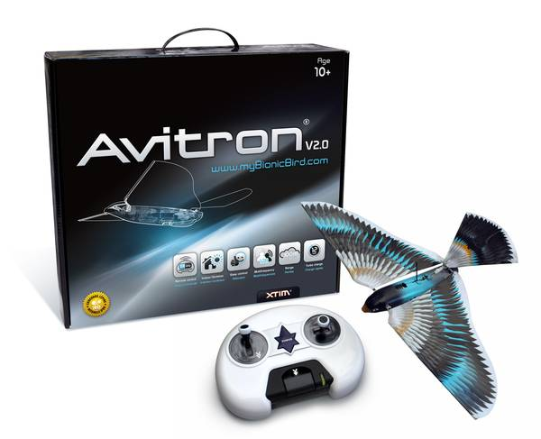Avitron V2.0 R/C Flying Bird