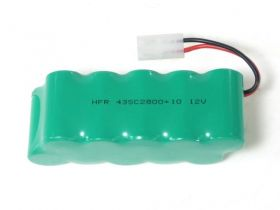 12.0 Volt Ni-MH 2800mAh Battery Pack