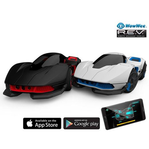 WowWee REV Smart Cars